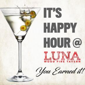 Luna Happy Hour 4