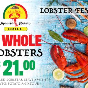 SPG Lobster Fest