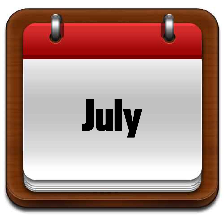 Calander July