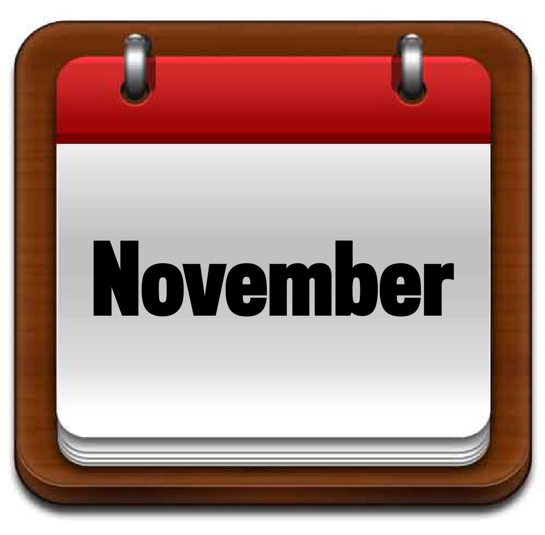 Calander Nov